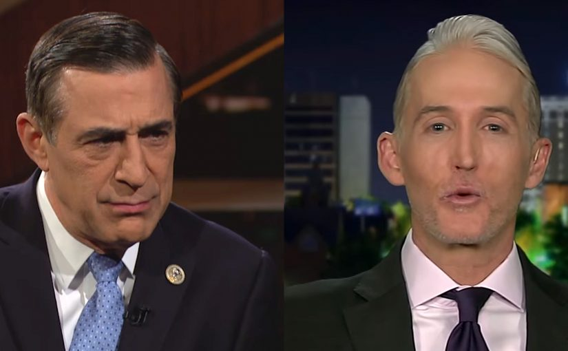 With Gowdy retirement, the Benghazi Boys are officially leaving Congress