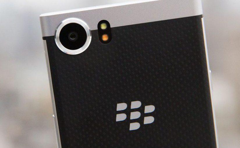 BlackBerry just sued Facebook for patent infringement