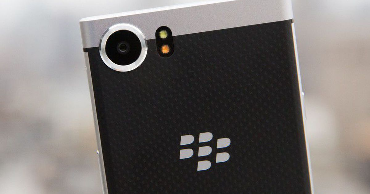 BlackBerry just sued Facebook for patent infringement