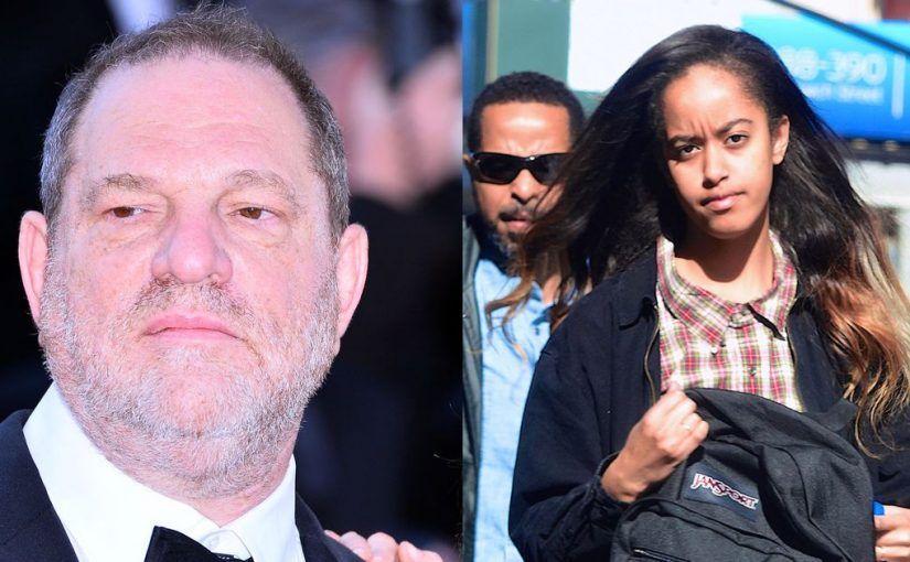 Bankruptcy files reveal the Weinstein Company owes Malia Obama money after her internship