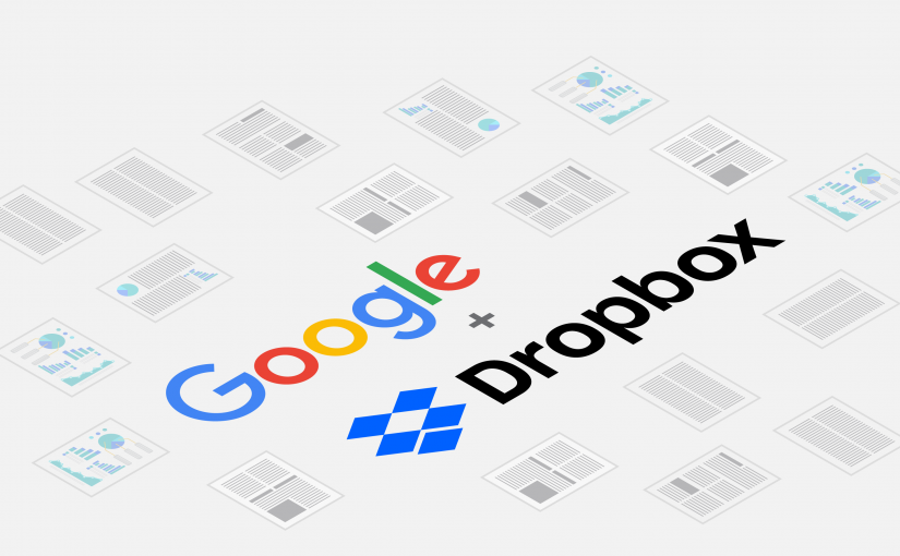 Dropbox to add native G Suite integration in new partnership with Google