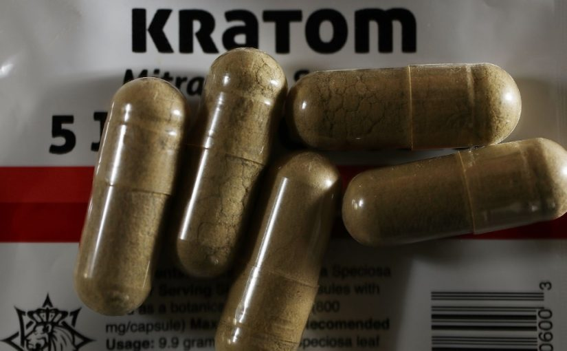 Compounds in herbal supplement kratom are opioids, FDA says