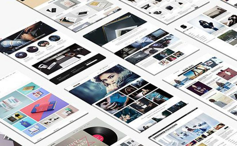 Build a beautiful website with these WordPress designs and layouts