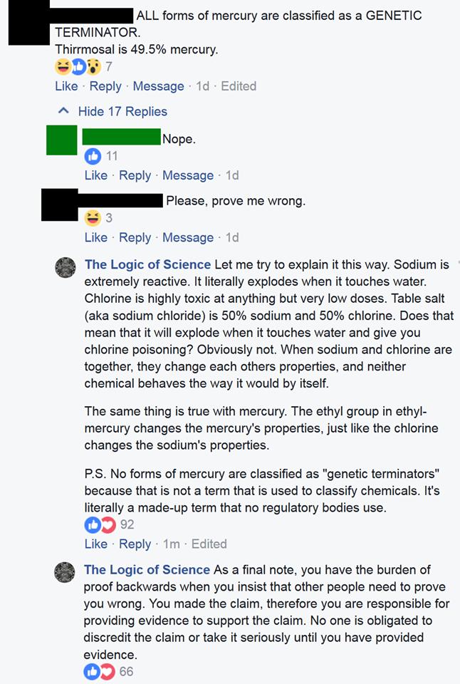 Science 101 Murder
