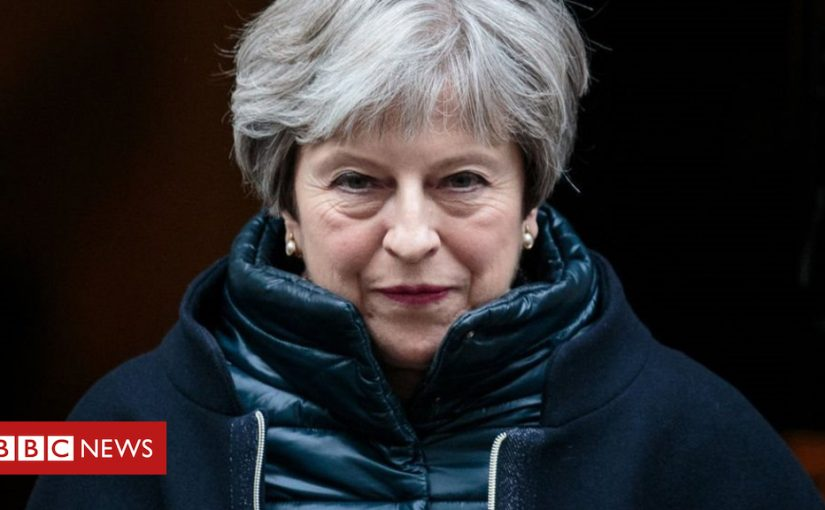 May seeks 'safe and ethical' AI tech