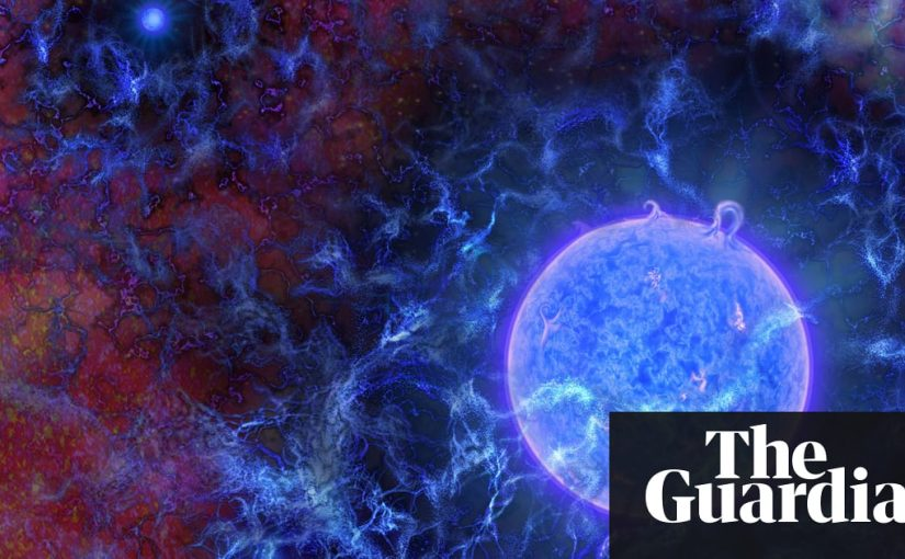 Cosmic dawn: astronomers detect signals from first stars in the universe