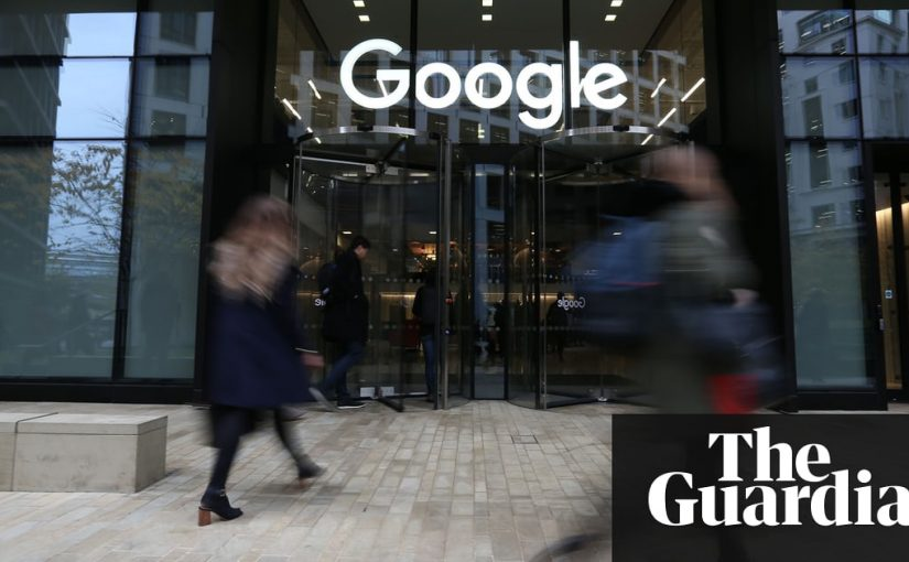 Google's 'bro culture' meant routine sexual harassment of women, suit says