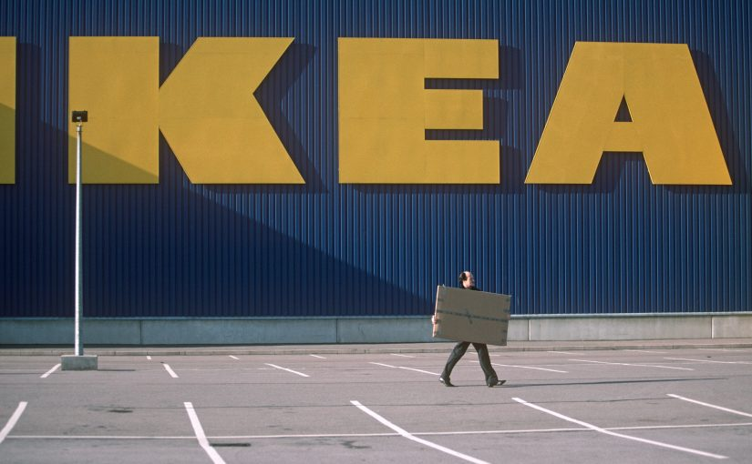 The legacy of Ikea founder Ingvar Kamprad, who passed today at 91