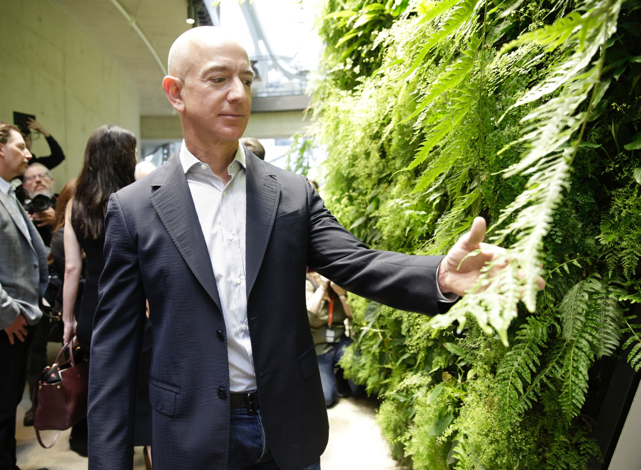 Amazon is cutting hundreds of corporate jobs, according to a new report